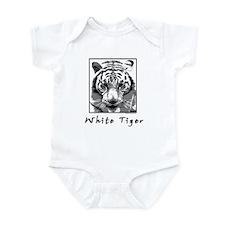 White Tiger Infant Creeper