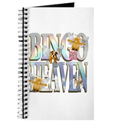 Bingo Heaven Text Animals Journal