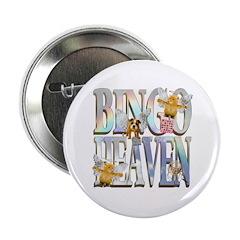 Bingo Heaven Text Animals Button