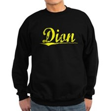 Dion, Yellow Jumper Sweater