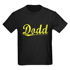 Dodd, Yellow T
