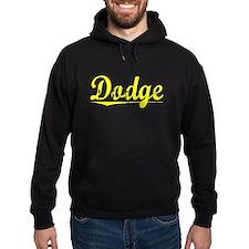 Dodge, Yellow Hoodie