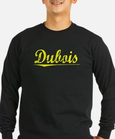 Dubois, Yellow T