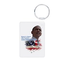 Obama re-elected: Keychains