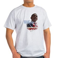 Obama re-elected: T-Shirt