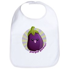 Purple Power! Bib