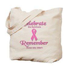Celebrate the Survivors Tote Bag