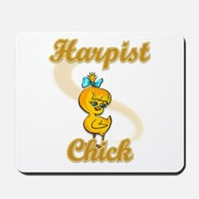 Harpist Chick #2 Mousepad
