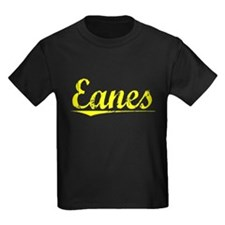 Eanes, Yellow T