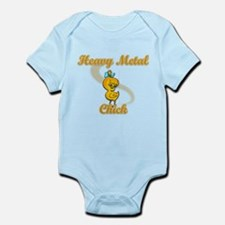 Heavy Metal Chick #2 Infant Bodysuit