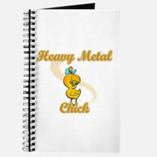 Heavy Metal Chick #2 Journal