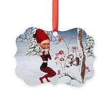Winter Fairy Tales Ornament