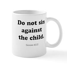 Genesis 42:22 Mug