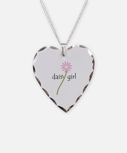 Daisy Girl (Pink Flower) Necklace