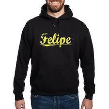Felipe, Yellow Hoodie