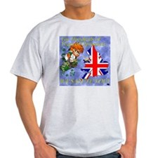 Salute to the British T-Shirt