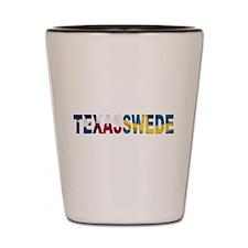 TexasSwede Logo Shot Glass