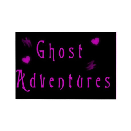 Ghost Adventures Rectangle Magnet (100 pack)