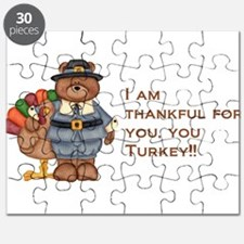 Thankful for you, you turkey! Puzzle