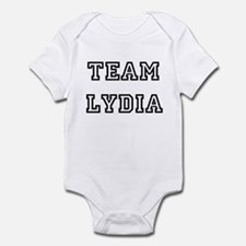 TEAM LYDIA Infant Creeper