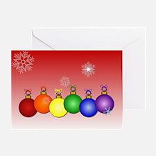 Pride Christmas Greeting Card