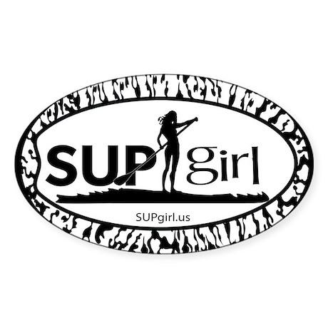SUPgirl Sticker