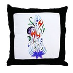 Beautiful Balance Throw Pillow