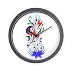 Beautiful Balance Wall Clock