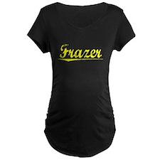 Frazer, Yellow T-Shirt