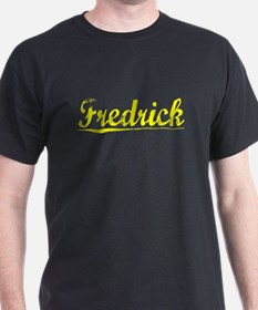 Fredrick, Yellow T-Shirt