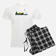 Old Orchard Beach ME - Beach Design. Pajamas