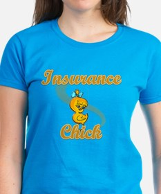 Insturance Chick #2 Tee