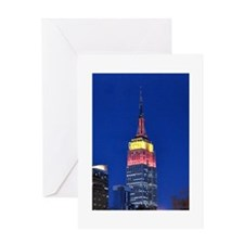 Empire State Building: No.2 Greeting Card