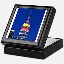 Empire State Building: No.2 Keepsake Box