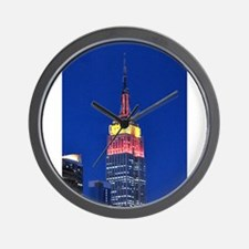 Empire State Building: No.2 Wall Clock