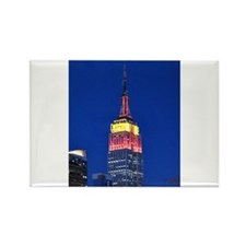 Empire State Building: No.2 Rectangle Magnet