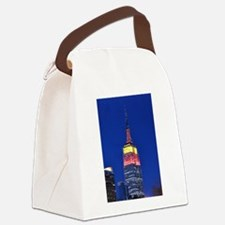 Empire State Building: No.2 Canvas Lunch Bag