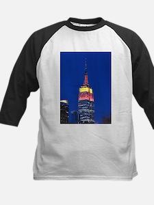 Empire State Building: No.2 Kids Baseball Jersey