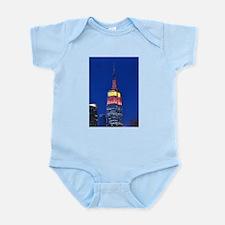 Empire State Building: No.2 Infant Bodysuit