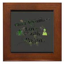 Ghost Adventures Framed Tile
