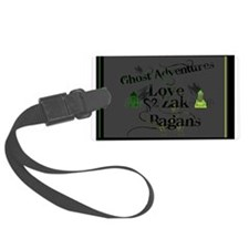 Ghost Adventures Luggage Tag