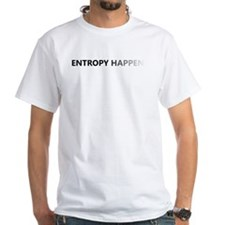 Entropy Happens Fade Shirt