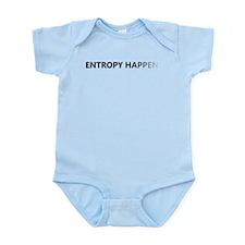 Entropy Happens Fade Infant Bodysuit