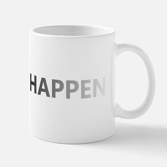 Entropy Happens Fade Mug