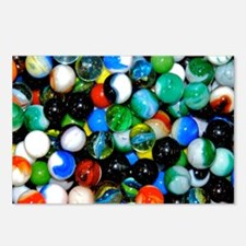 Marbles! Postcards (Package of 8)