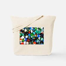 Marbles! Tote Bag