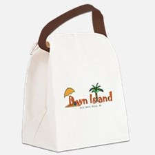 DI Large Canvas Lunch Bag