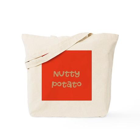 Nutty Potato Tote Bag
