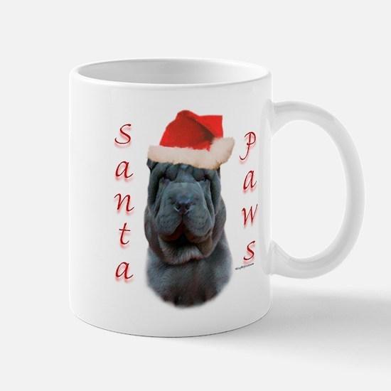 Shar Pei Paws Mug