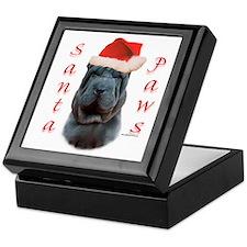 Shar Pei Paws Keepsake Box